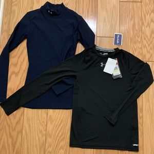 Under Armour fitted shirts